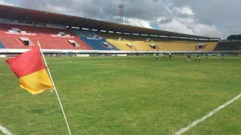CBF muda horário de Novo x Salgueiro pela Copa do Brasil
