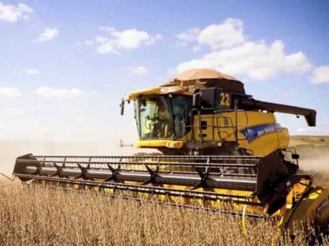 Colheita de soja; atividades rurais respondem pela maior parte dos empréstimos do FCO (Foto: Divulgação)