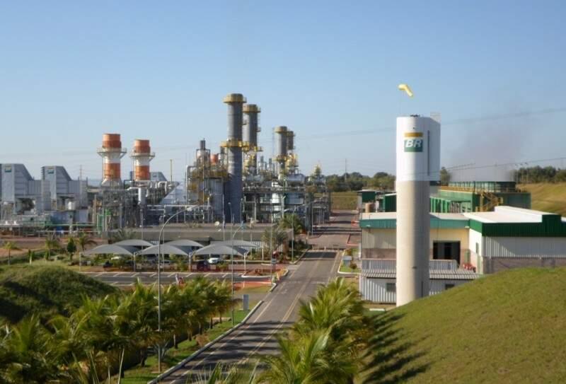 Termelétrica funciona há 11 anos em Três Lagoas. (Foto: Divulgação/Petrobras)