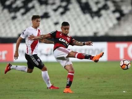 Flamengo e Corinthians empatam nas suas estreias na Libertadores