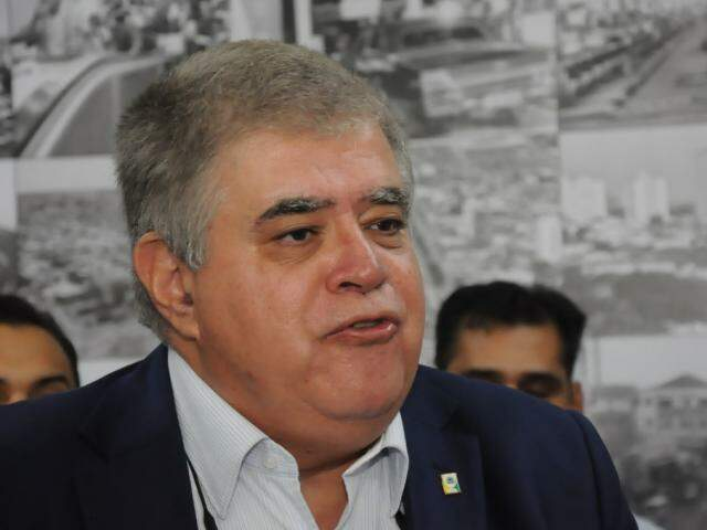Ministro Carlos Marun, que participou de agenda nesta sexta-feira (Foto: Paulo Francis)