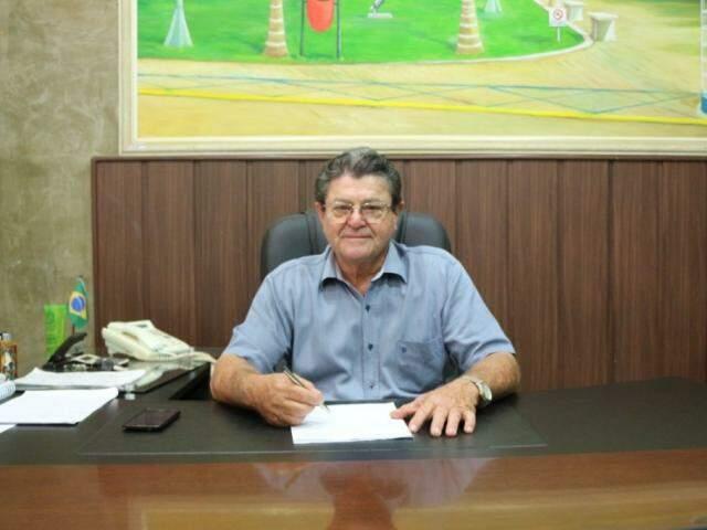 Prefeito de Rio Brilhante Donato Lopes da Silva