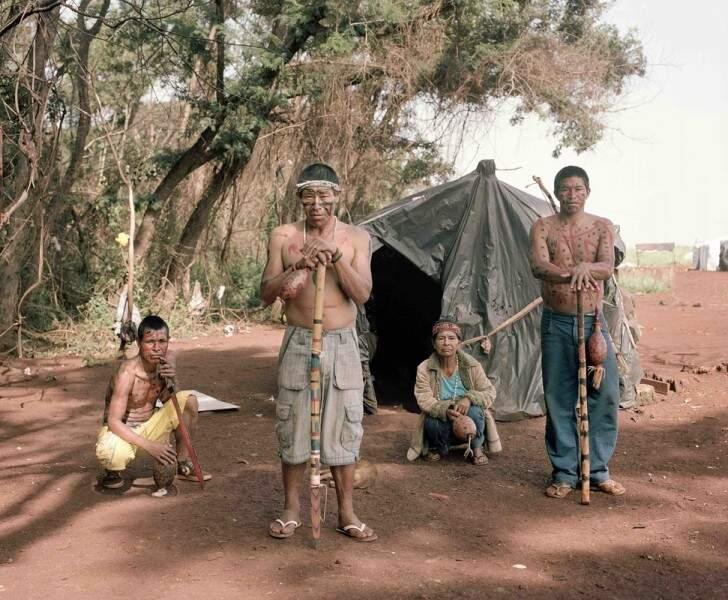O olhar de um fotógrafo suíço sobre índios do Brasil