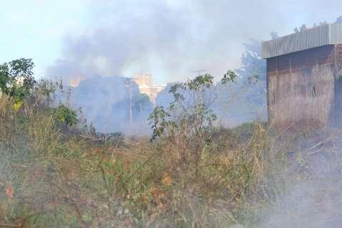 Estado registra 108 focos de queimadas em apenas três dias, mostra Inpe