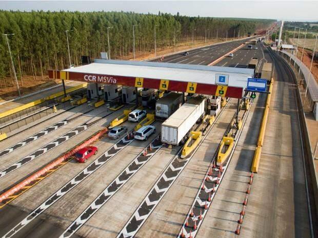 A empresa concessionária CCR MSVia suspendeu as obras na BR-163 desde 12 de abril (Foto: Arquivo)