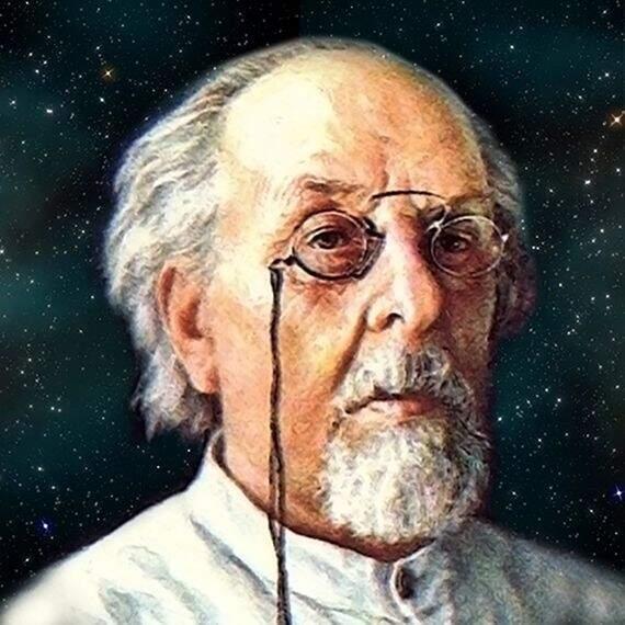 Tsiolkovsky, camponês, sem escola, o pai dos foguetes