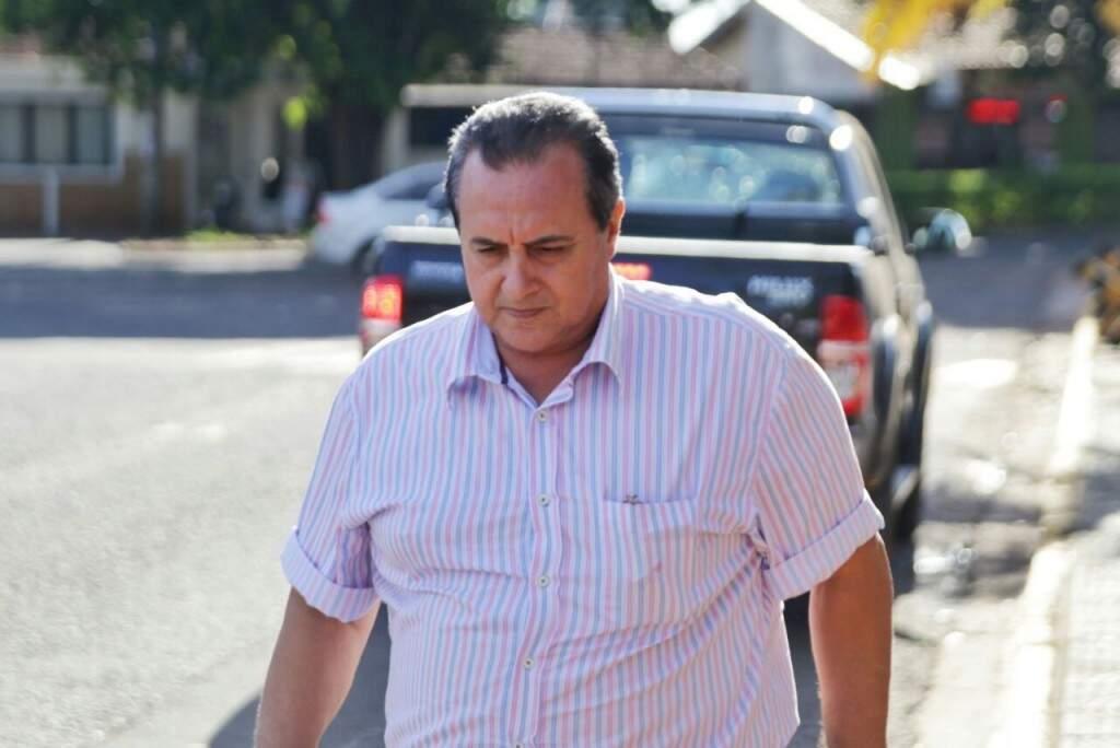 Beto Mariano, ex-deputado estadual e ex-funcionário da Agesul, chega à superintendência da PF.