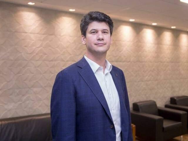 Montezano foi anunciado nesta segunda-feira como substituto de Levy no comando do BNDES. (Foto: Hoana Gonçalves/Ministério da Economia/Divulgação)