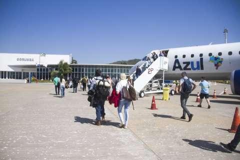 Corumbá e Bonito terão voos diretos para Campinas a partir de fevereiro