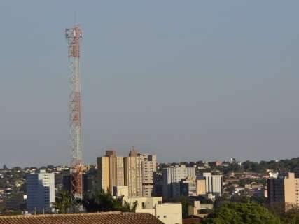 Semana começa com baixa umidade e calor em Campo Grande