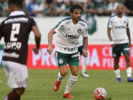 Palmeiras fica apenas no empate sem gols com a Ferroviária