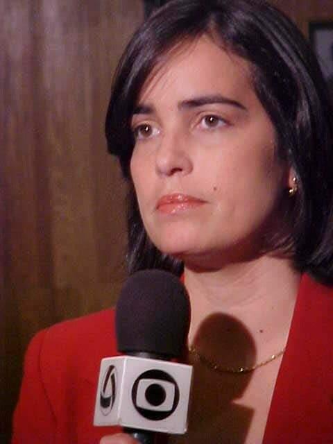 Jornalista da TV Morena na produção da série especial Tesouros daqui