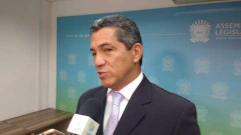 Marun se reúne com governo para discutir investimentos no Rio Taquari