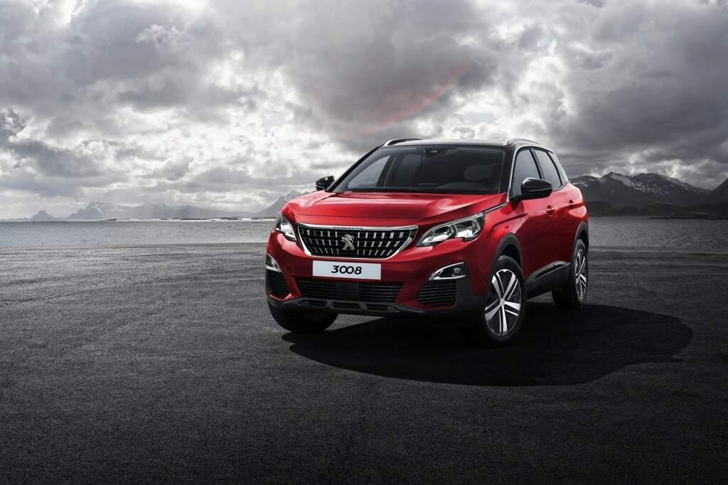 Fotos divulgação Peugeot