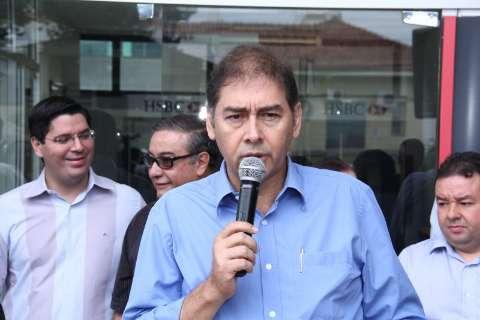 Bernal nega impasse e diz que vai apoiar ações da Caravana da Saúde