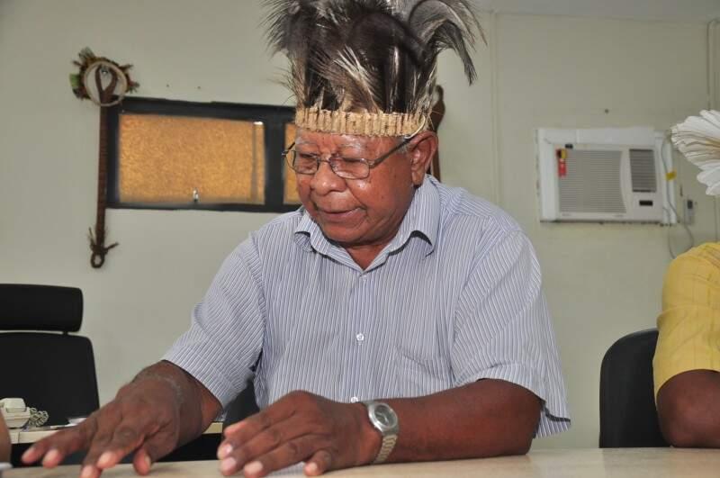 Índios lutam por ampliação de reserva (João Carrigó)