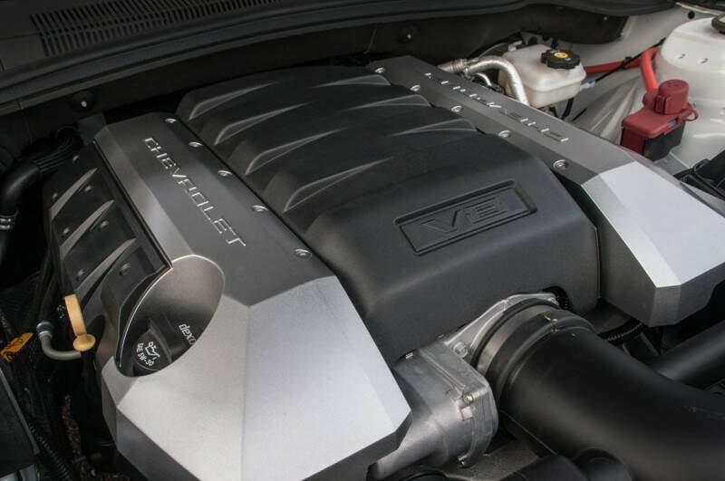 Novo Chevrolet Camaro chega em novembro às concessionárias brasileiras