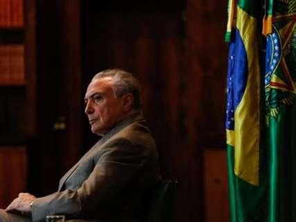 Temer nega propina e pedido de silêncio de Cunha; JBS não se pronuncia