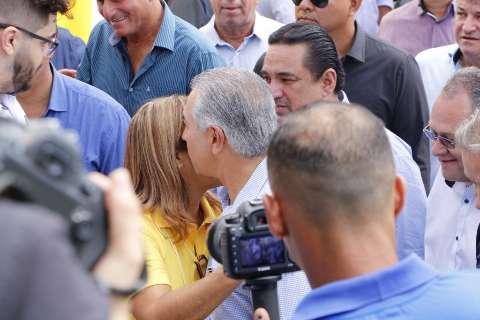 """Para prefeitos e deputados aliados, Reinaldo é """"única opção"""""""