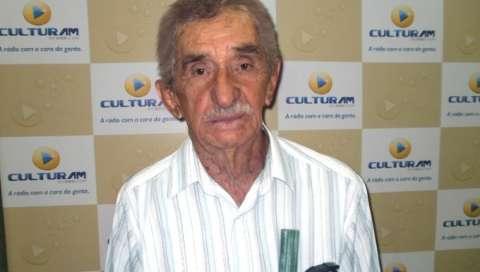Morre de parada cardiorrespiratória, aos 84 anos, o radialista Juca Ganso
