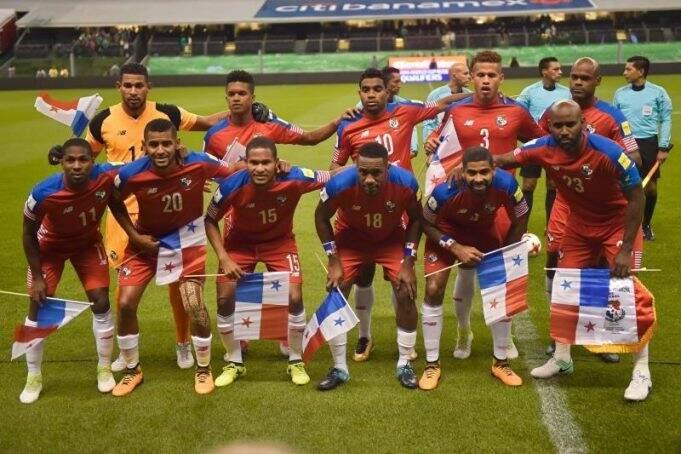 A seleção do Panamá é a mais barata entre as 32 seleções da Copa do Mundo da Rússia (Foto: Divulgação)
