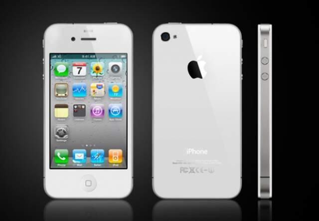 Modelo do novo smartphone da Apple