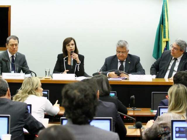 Comissão Especial vai realizar evento na Capital (Foto: Vinicius Loures/Câmara dos Deputados)