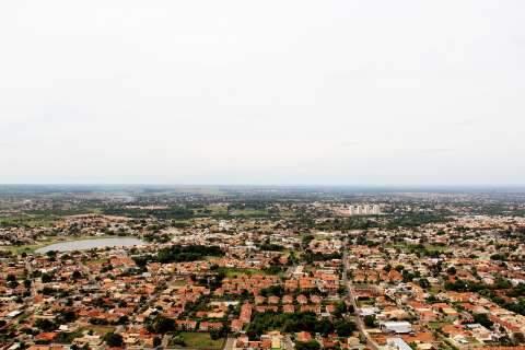 Sábado com tempo nublado e alerta de chuva forte em Mato Grosso do Sul