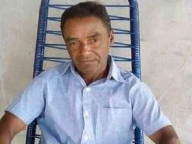 José Alves Pereira, de 58 anos, continua desaparecido. (Foto: O Pantaneiro)