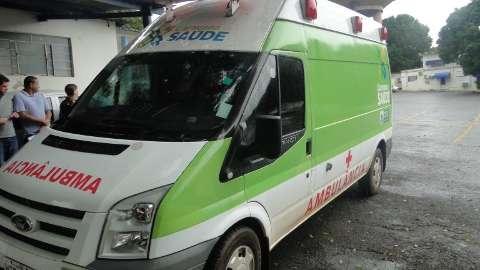 "Estado ""empresta"" ambulância por 20 dias para desafogar Samu na Capital"
