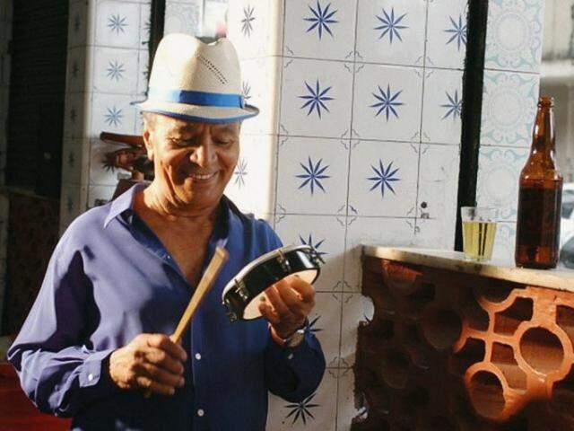 """Sambista lançou o álbum """"Passado de Glória – Monarco 80 Anos"""" este ano"""