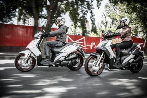 Dafra lança novo scooter Cityclass 200i