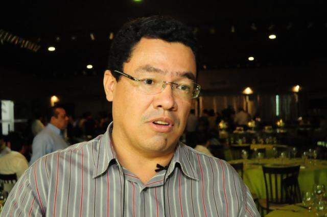 Prefeito de Anastácio é candidato a presidência da Assomasul (Foto: Rodrigo Pazinato)