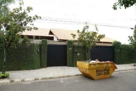 Operação da PF na Capital ocorre em cinco mansões da família Bumlai