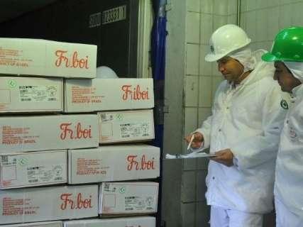 Exportações de carne bovina têm queda de 24% após Carne Fraca