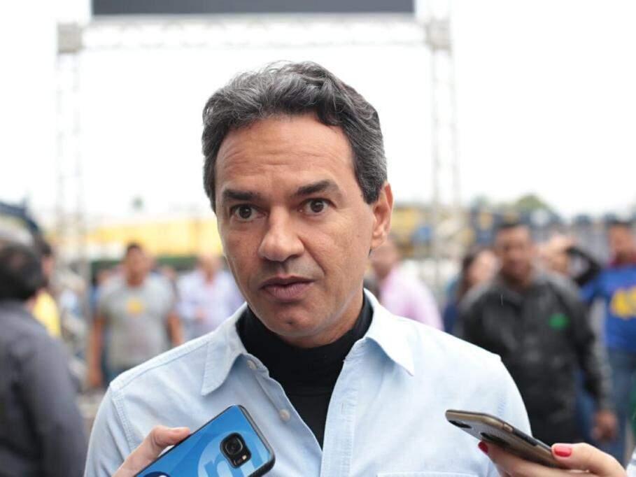 Marquinhos Trad em entrevista (Foto: Fernando Antunes)