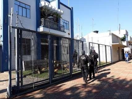 Preso no Paraguai, Pavão é suspeito de  fornecer cocaína para grupo alvo da PF