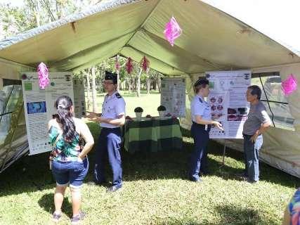 Diagnóstico precoce do câncer é tema de ação no Parque das Nações