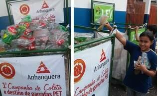 Campanha vai até o dia 23 de outubro (Foto: Divulgação/Anhanguera)