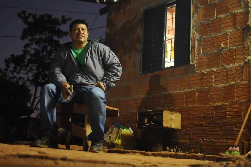 Denilson sequer recebeu os direitos trabalhistas depois de demitido (Foto: Alcides Neto)