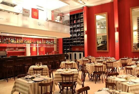 O restaurante Isolda, em São Paulo, do mesmo dono do Tiboni, de Campo Grande.