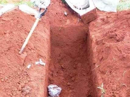 Corpo de mulher assassinada é furtado menos de 24h após o enterro