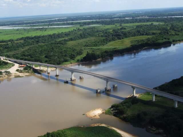 Nível do rio Paraguai é o menor desde 1973, segundo Embrapa Pantanal. (Foto: Arquivo)
