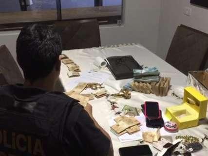 """PF prende em MS líder de grupo """"cigarreiro"""" que movimenta milhões"""