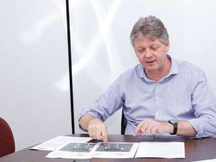 Sedes da Sefaz e PGE não atingem reserva natural, garante secretário