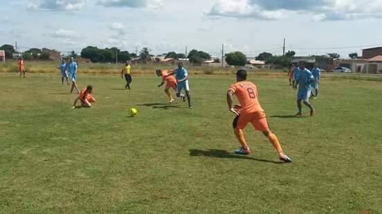 Jogo da Copa Marajoara de Futebol Soçaite na edição do ano passado (Foto: Divulgação)