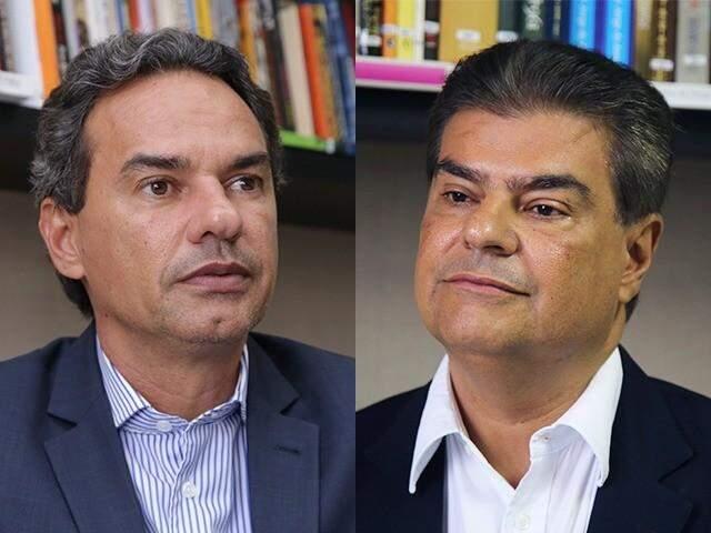 Marquinhos diz que sofre com queda de ICMS, o que não ocorreu com o irmão Nelsinho Trad.