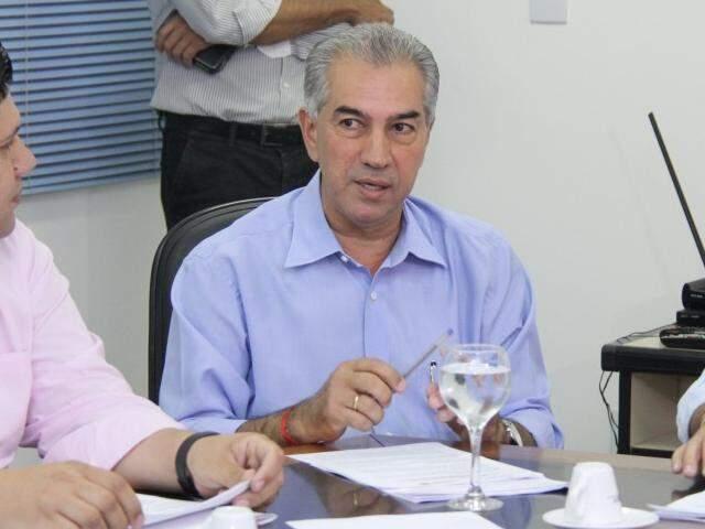 Reinaldo destacou que parte das reivindicações já é adotada em sua atual gestão. (Foto: Kísie Ainoã)