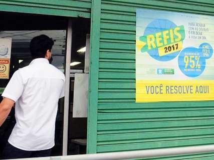 Governo espera bater meta de arrecadação com o Refis nesta semana