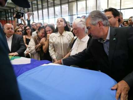 Vídeo mostra último programa eleitoral de Pedrossian antes de deixar a política